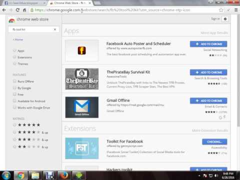 how to send friend request to all friends in facebook for single click