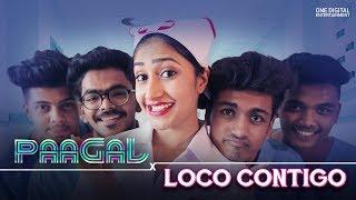 Paagal X Loco Contigo | Dhanashree Verma | Badshah Dj Snake, J balvin, Tyga