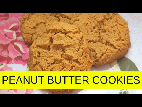 BEST PEANUT BUTTER COOKIES! Vegan Baking | Dairy Free and Lactose Free Recipe