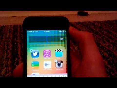 No Name folder glitch! IOS 5,6,7 iphone 3,4,5 No jailbreak!