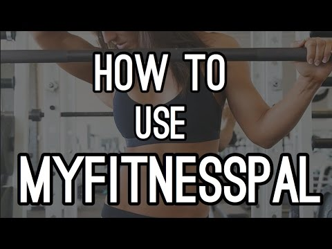 How to Use MyFitnessPal \ How to Track Macros