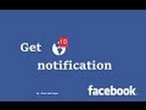 how to get notification when somebody views your facebook profile /my facebook profile visitor