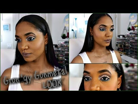 Get Ready With Me 🔅 GRUNDGY Summer LOOK 🔅 *Using New Products*