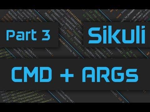 Run Sukili through Cmd with Arguments