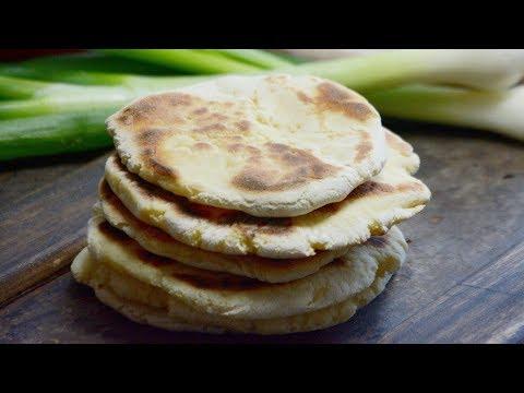 Indian Naan Bread (gluten free)