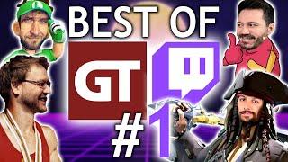 Best of GameTube #1: Die Highlights aus unseren Twitch-Streams