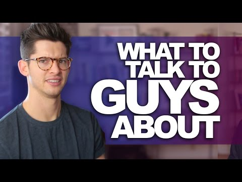 3 THINGS TO TALK TO GUYS ABOUT! | #DEARHUNTER