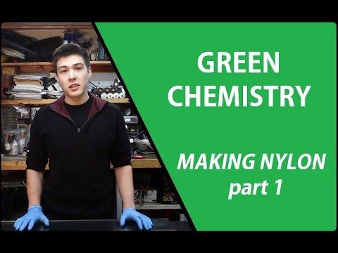 Making a Nylon Precursor using Green Chemistry