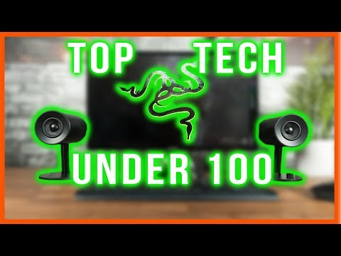 TECH That You MUST Have Under 100!! (Razer Nommo Giveaway)