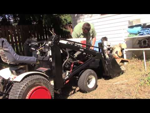 Sears Suburban Roper Front End Loader