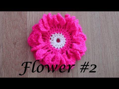 3D Flower - Embellishment #2