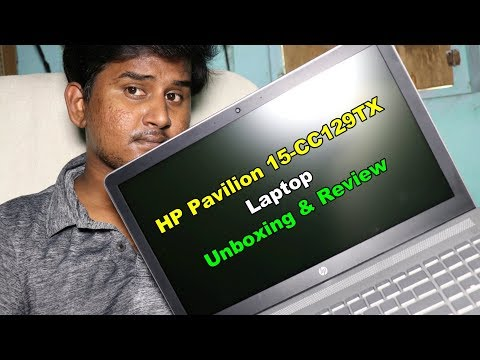 HP Pavilion 15-CC129TX Unboxing & Review (Core i5 8th Gen /8GB /1TB HDD /Windows 10 / 2 GB Graphics)