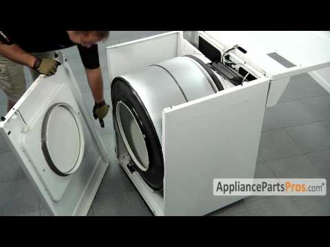 How to Disassemble Whirlpool/Kenmore Dryer