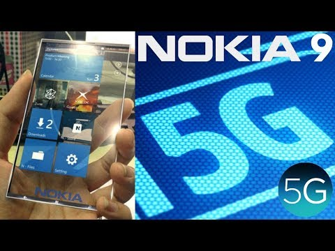 Nokia 9 With 5G Network: Introduction World First 5G Smartphone From Nokia