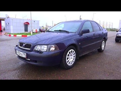 2003 Volvo S40. Start Up, Engine, and In Depth Tour.