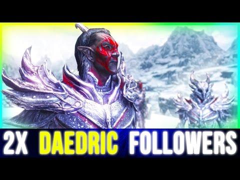 Skyrim Best Follower – 2 Daedric Companion Guide (Best Armor & Weapons)