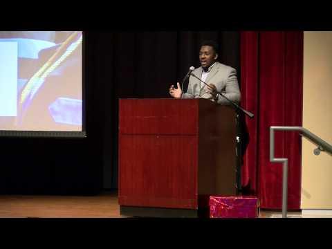 IUP 3MT Presentation: Marcellus Taylor
