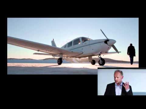 Small Airplane Revolution: Kurt Sillén at TEDxKTH