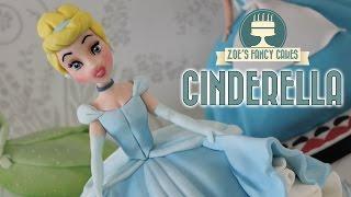 Cinderella Doll Cake Disney Princess Cakes