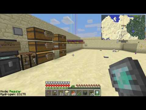 Mekanism 110 Episode 14 - Telporter Portals