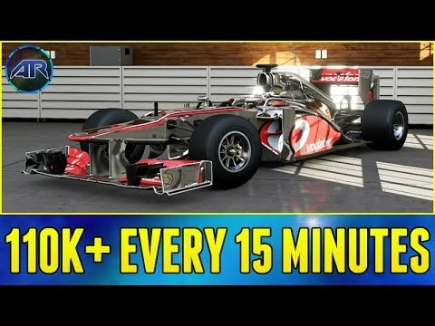 Forza 5 : 110,000 CREDITS EVERY 15 MINUTES!!! (EASY MONEY)