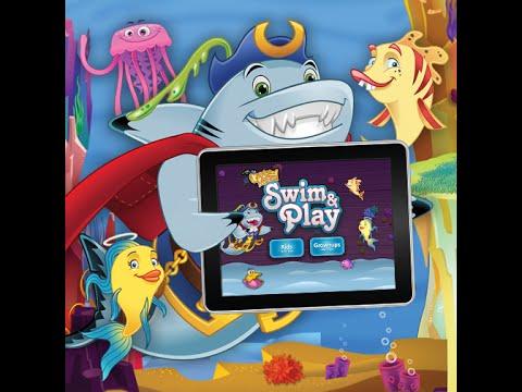 Captain McFinn Swim and Play App Review!