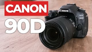 Let's Talk About The Canon 90D  - Q&A