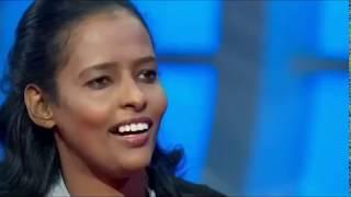 #x202b;فتاه سودانية جميلة شكت ان زوجها على علاقة بصديقتها لن تصدق رد فعلها فى حلقة المسامح كريم#x202c;lrm;
