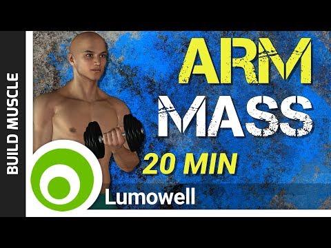 Arm Mass Workout