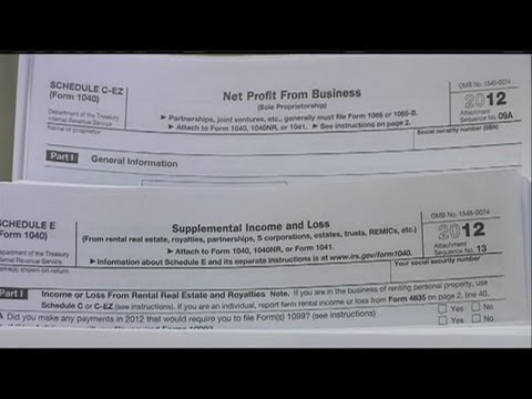 Paper tax forms becoming harder to find
