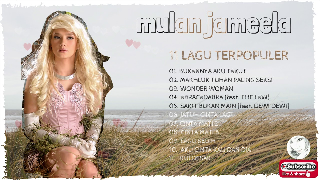 Download Lagu Terpopuler Mulan Jameela MP3 Gratis