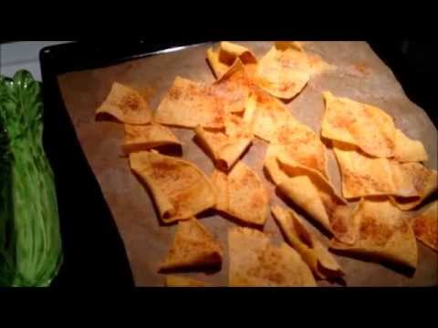 A Tortilla Chip Without Oil FOUND!(RAWTILL4)
