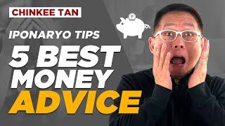 Iponaryo Tips: 5 Best MONEY Advice