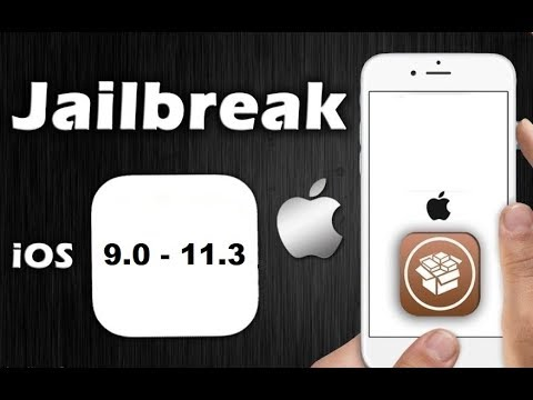 iOS 11.3 Jailbreak - How to Jailbreak iOS 11.3 - Jailbreak iOS 11.3 (2018)