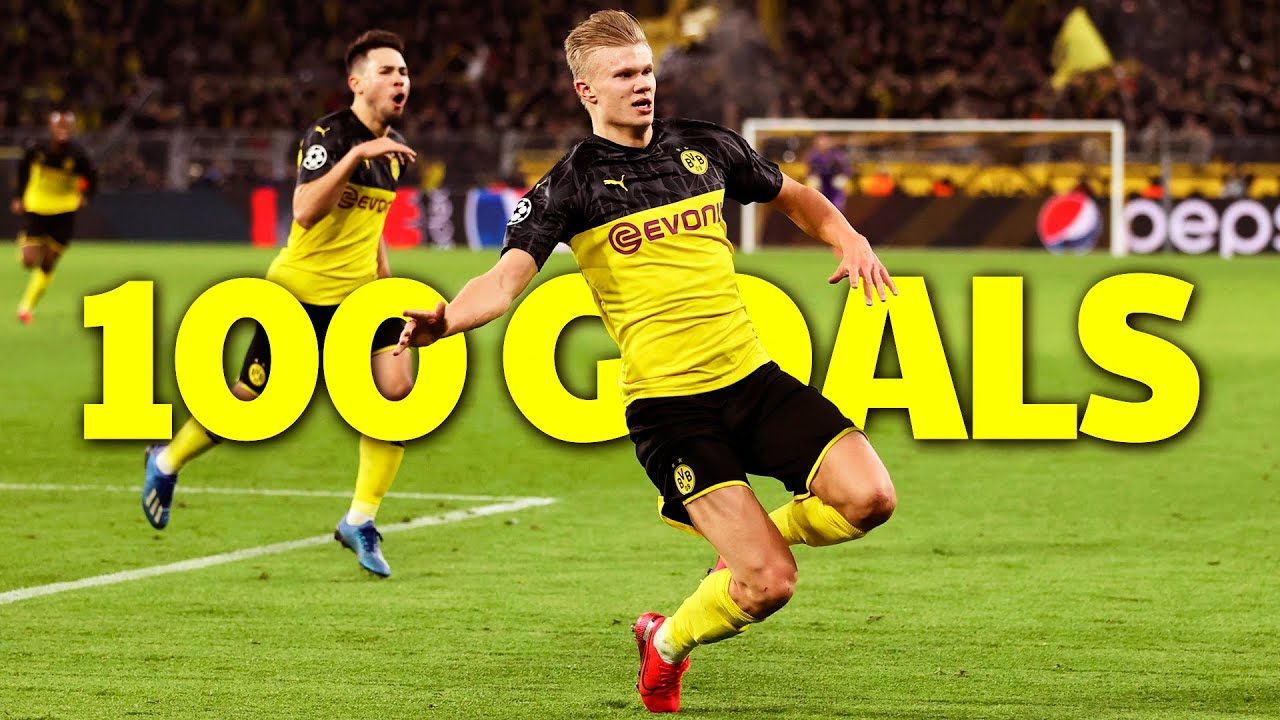 100 Amazing Goals Of The Year 2020