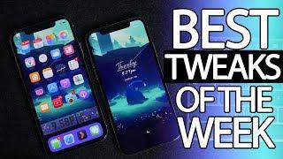 Best Jailbreak Tweaks Of The Week Is Back!! Episode 1