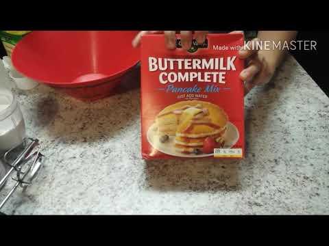 Como Hacer Funnel Cake