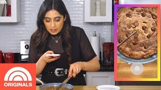 Perfect Chocolate Chip Cookie Pie Recipe | #COOKING | TODAY Originals