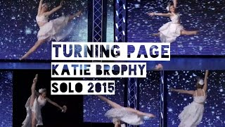 Turning Page | Katie Brophy
