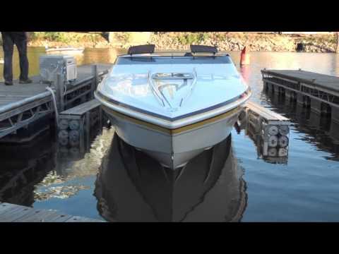 Rising Pneumatic Boat Lift - Custom Build
