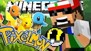 Minecraft | Pokemon | IT ALL STARTS HERE
