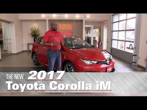 The New 2017 Toyota Corolla iM - Minneapolis, St Paul, Brooklyn Center, MN - Corolla iM Review