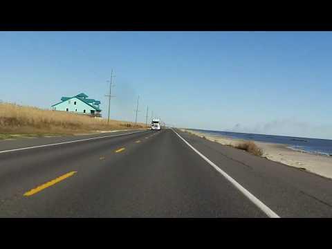 LA 82 (TX 82 to LA 27) eastbound (Part 3/3)