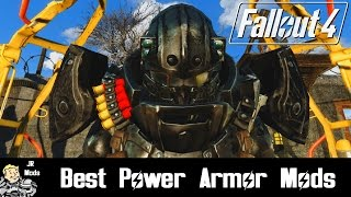 Fallout 4: Best Power Armor Mods