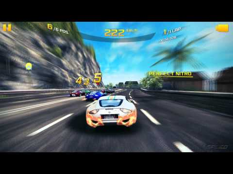 Asphalt 8 - How to earn 70.000 credits - How to make money fast