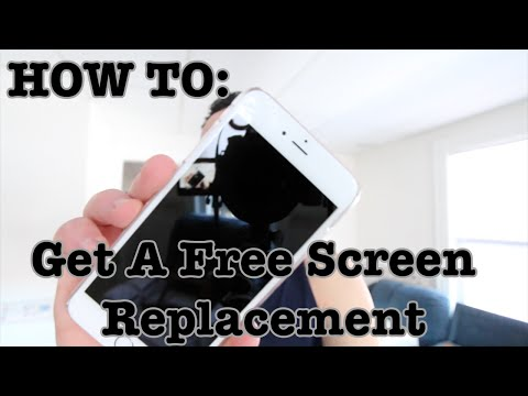 How To Get A Free iPhone Screen Replacement | Bench Updates