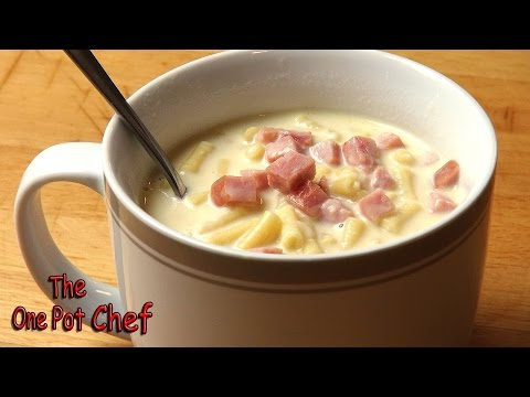 Mac and Cheese Soup | One Pot Chef