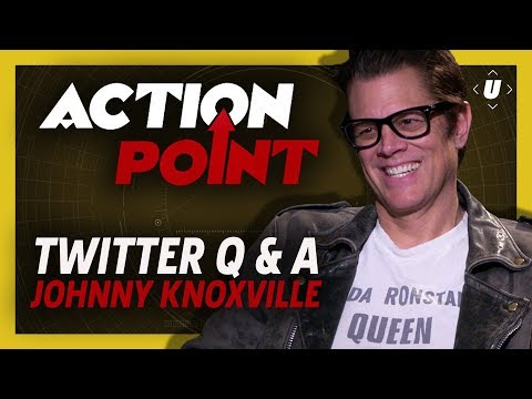 Action Point Q&A With Johnny Knoxville & Chris Pontius!
