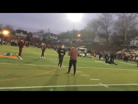 Guy Asks Girl to Prom in Front of 2,000 People and It Doesn't Go As Planned