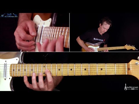 Ghost - Faith Guitar Lesson (Full Song)